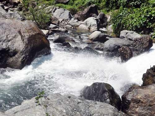 La cascade de Ca Du