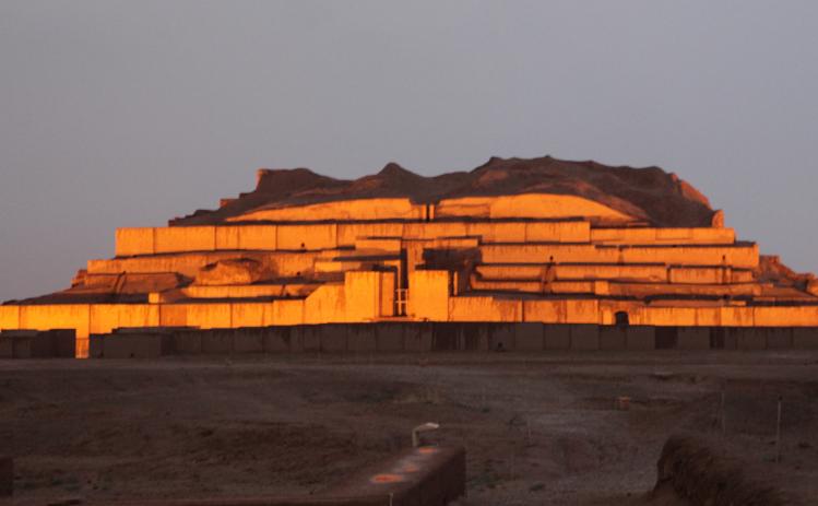 Visiter quelques-uns des sites archéologiques de l'Iran