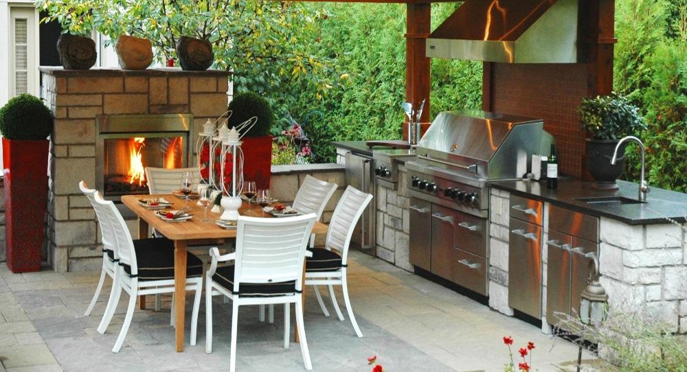 Aménager une cuisine d'extérieur, comment s'y prendre ?