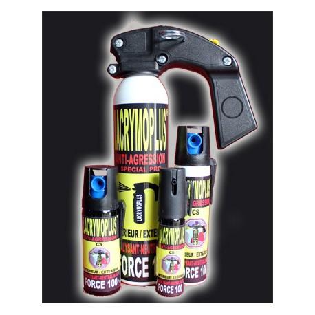 Comment choisir une bombe lacrymogène ?