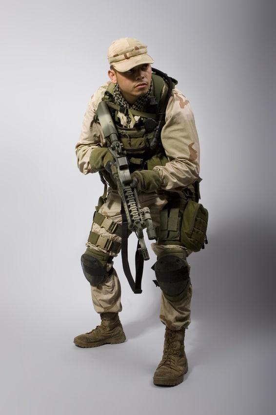 Treillis militaire