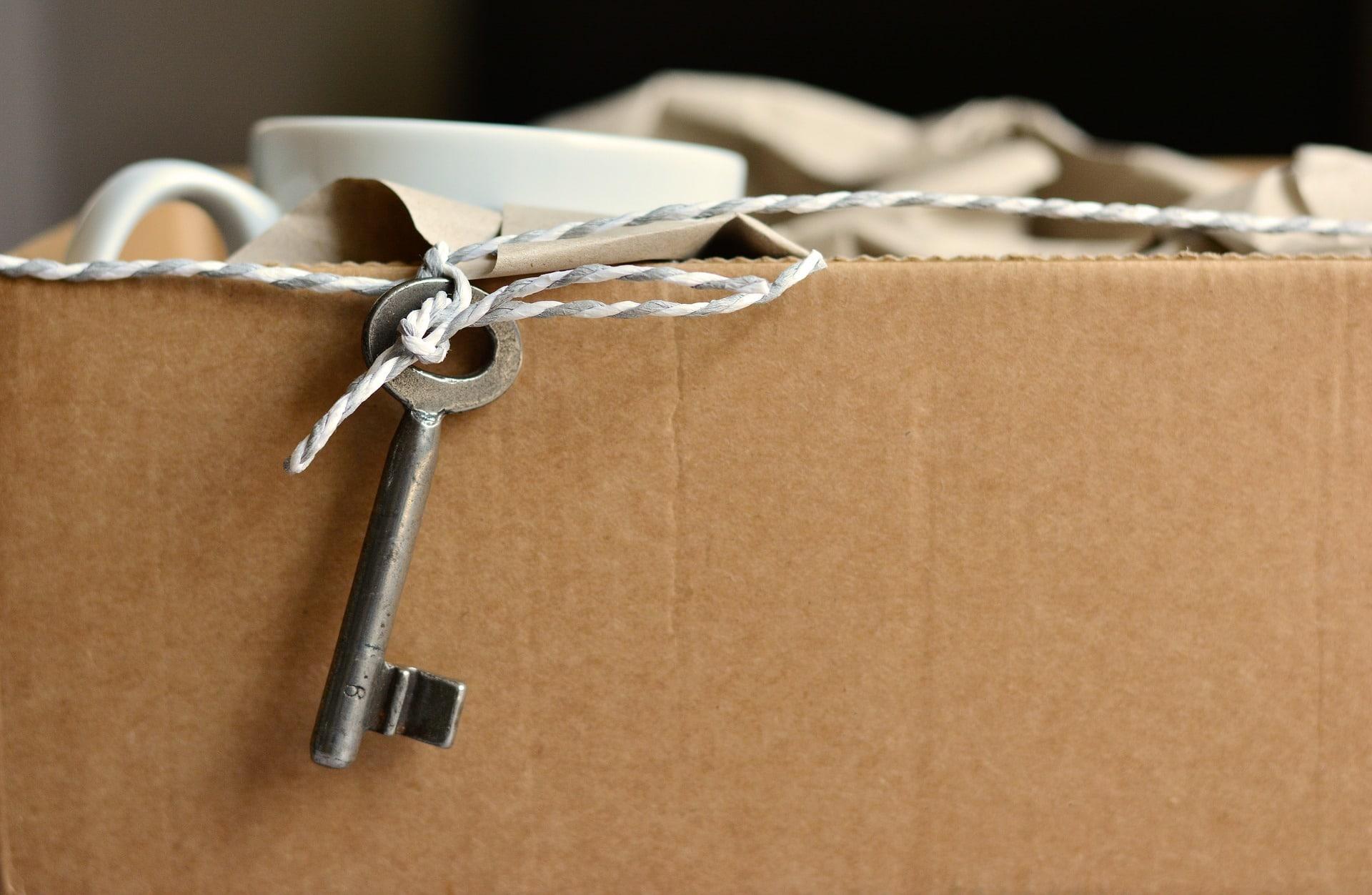 Comment stocker ses biens durant son déménagement?