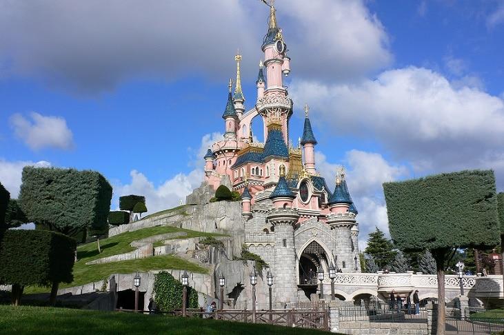 Se rendre à Disneyland Paris depuis l'aéroport d'Orly
