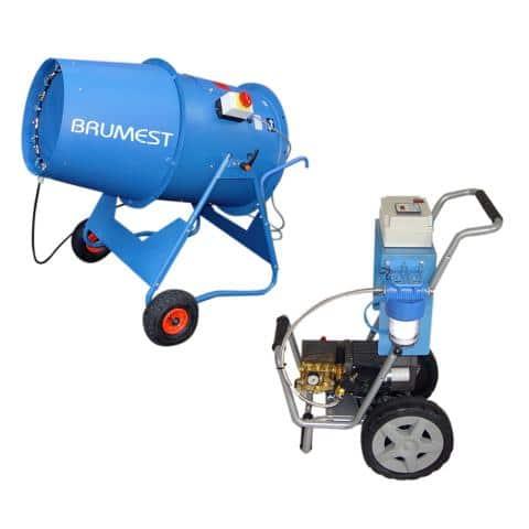 Restez au frais dans vos jardins grâce au brumisateur haute pression !