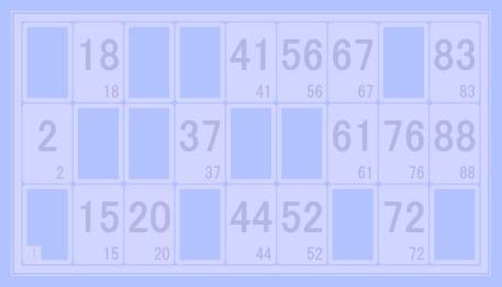 Agenda loto : retrouvez votre jeu de bingo