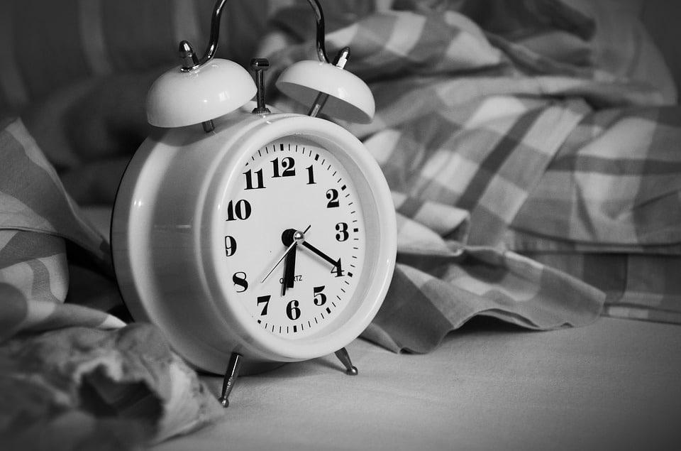 troubles légers du sommeil