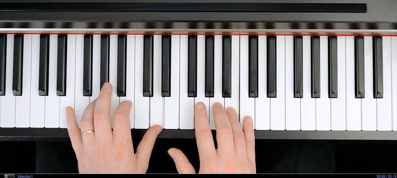Comment j'ai choisi le cours de piano le plus efficace ?