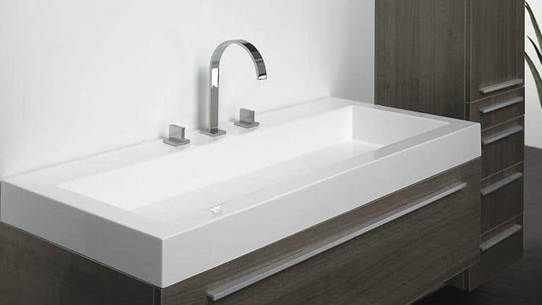 Faire un choix entre une vasque ou un lavabo