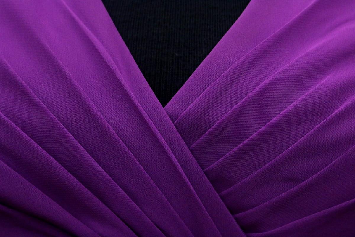Le violet, une couleur originale pour vos demoiselles d'honneur