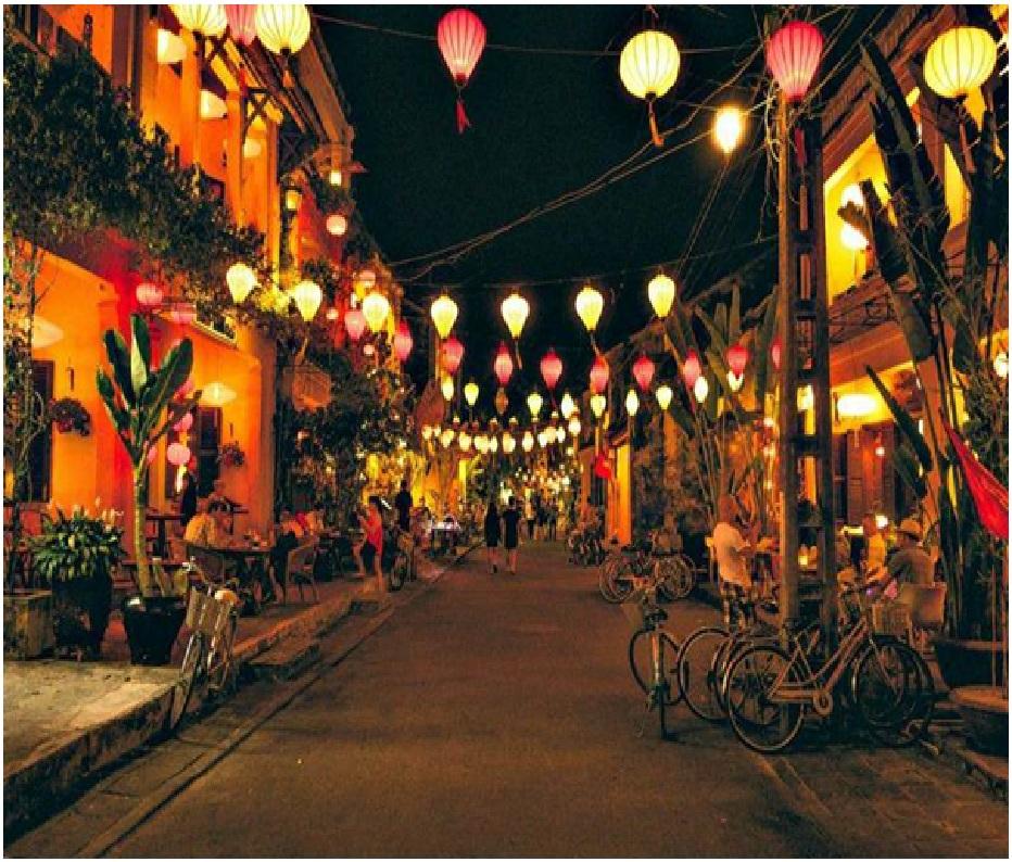 Vieille ville de Hoi An – destination paisible mais vibrante du centre du Vietnam