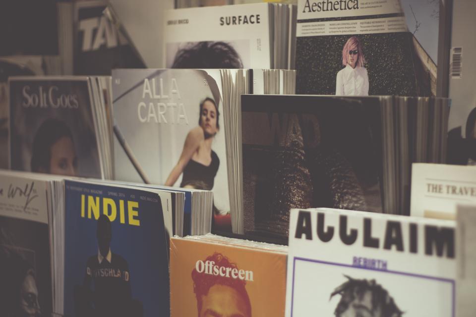Le magazine culturel, à la disposition de tous les passionnés