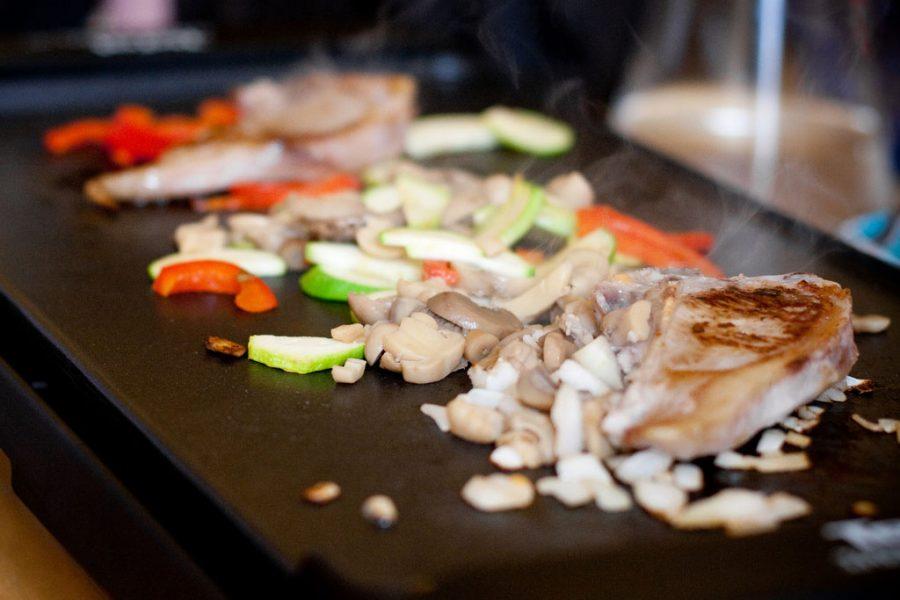La plancha, un mode de cuisson sain et diététique