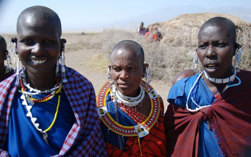 Les ethnies de la région Ouest du Cameroun