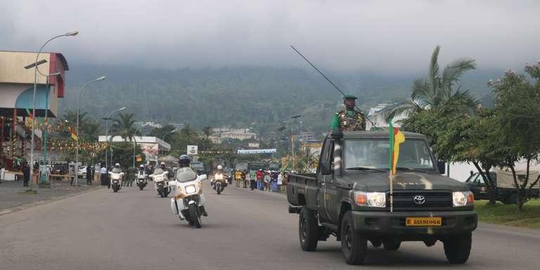 """Douala rendu aux piétons pour la """"journée sans voiture"""""""