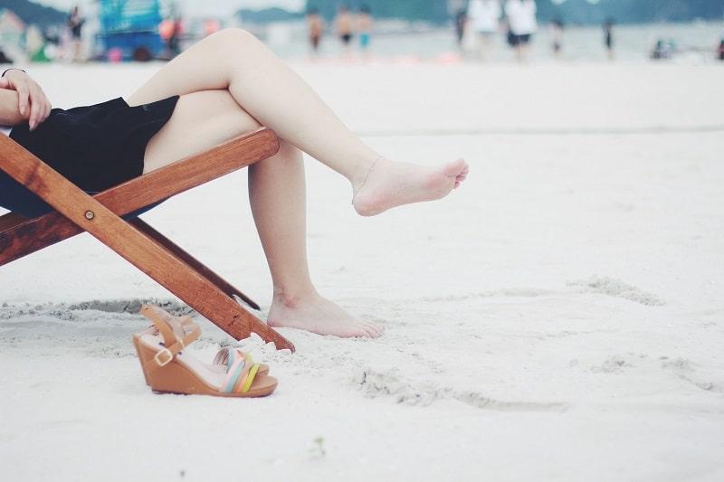 Forme de pieds et personnalité